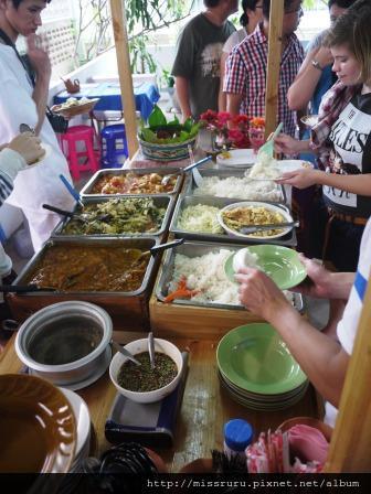 Ayutthaya-中午含餐-自助式吃到飽