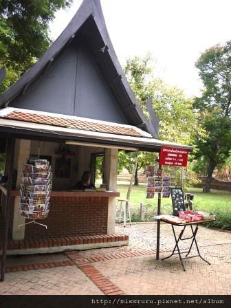 Ayutthaya-wat maha that售票口50B