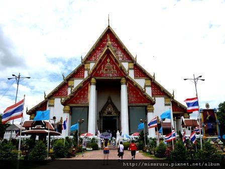 Ayutthaya-wat kha
