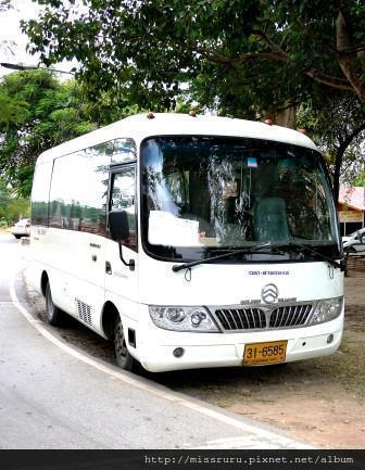 Ayutthaya-MAMA TOUR巴士
