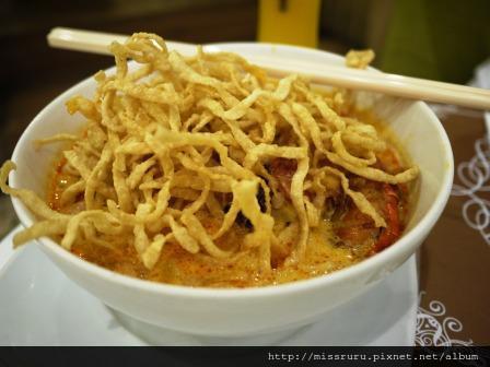 MANNA-咖哩湯麵佐河蝦