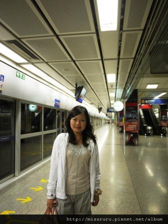 MRT-Phra Ram 9月台2