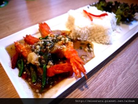晚餐-蝦蝦180B左右