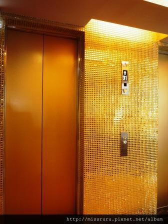 華麗海景酒店-電梯只有3座
