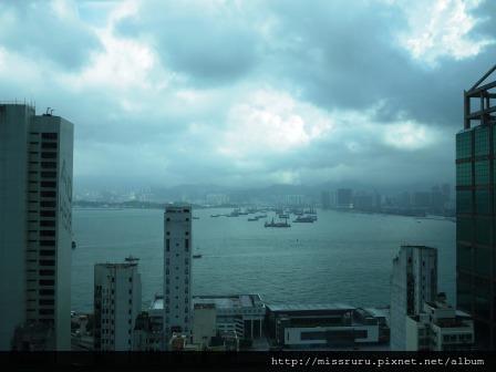 華麗海景酒店-白天海景