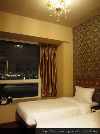 華麗海景酒店-TWIN ROOM