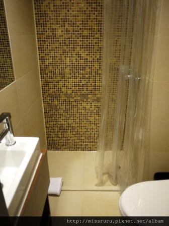華麗海景酒店-迷你廁所