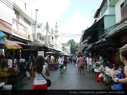 學泰國料理-市場