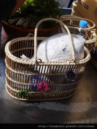 學泰國料理-菜籃