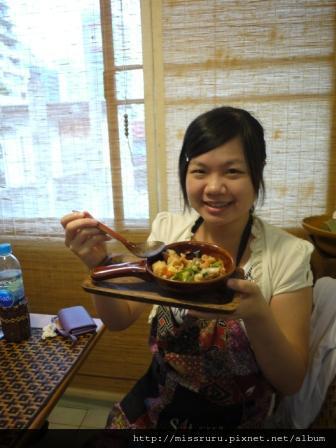 學泰國料理-試吃腰果雞肉