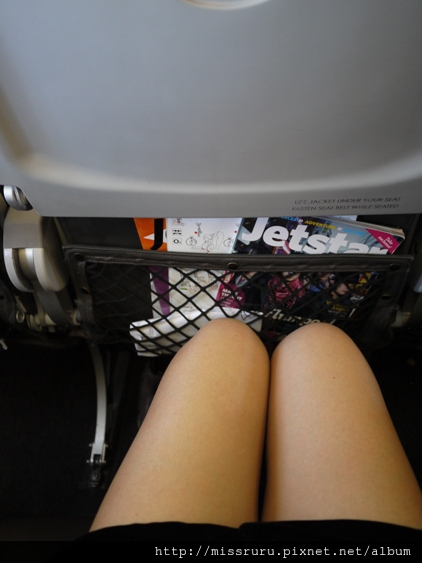 07-JETSTAR座位適合小短腿