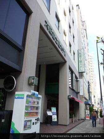 29-HOTEL富士屋門口