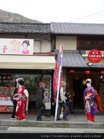 44-嵐山舞妓-變裝