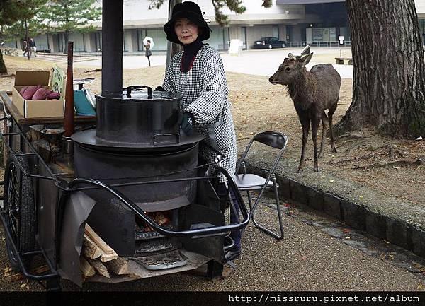 想吃烤番薯的鹿100G200日元