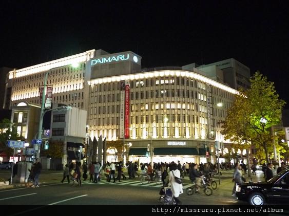 元町-大丸百貨