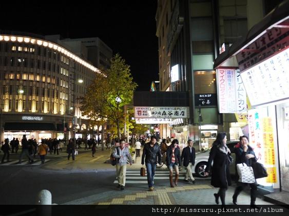 元町-大丸百貨旁的森谷商店