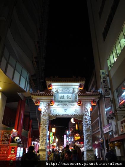 元町-南京町