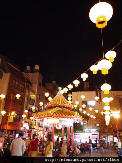 元町-南京町涼亭