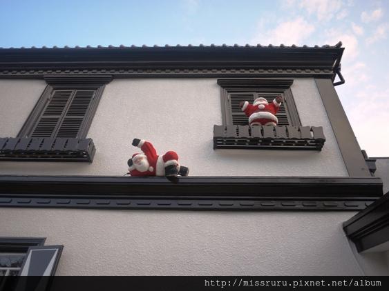 異人館-充滿聖誕老公公3