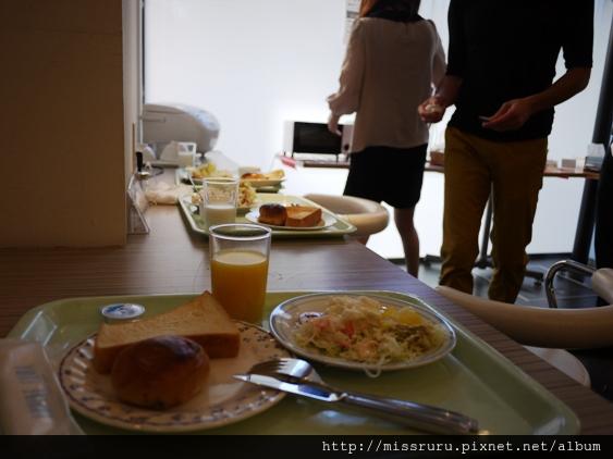 姬路HOTEL ABEST飯店-第二天早餐