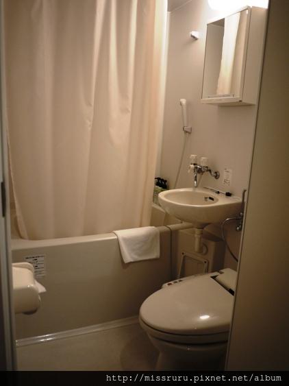 姬路HOTEL ABEST飯店-廁所