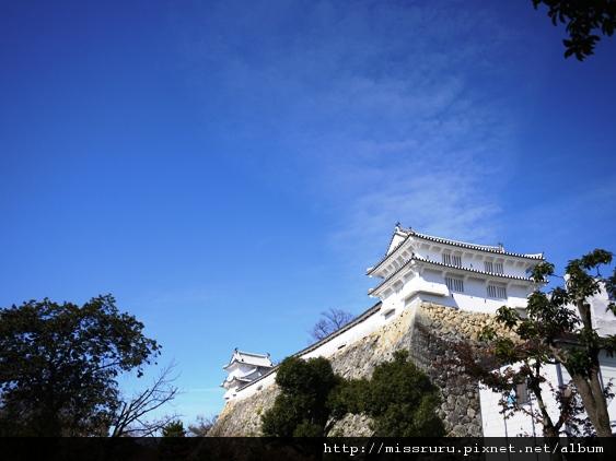 姬路城城牆