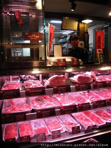 路邊的牛肉店