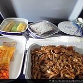 台北飛上海轉-下午餐