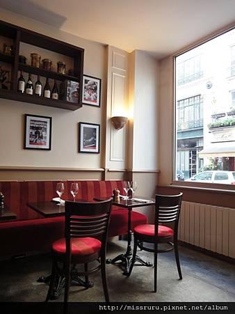 DAY4-中餐-LA REGALADE-餐廳內部