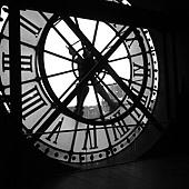 美術館內的時鐘