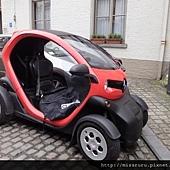 可愛電動車