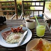 很糟的早餐