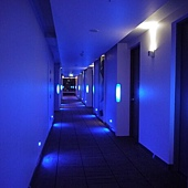 NOVOTEL-走廊