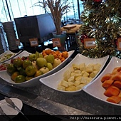 NOVOTEL-早餐水果