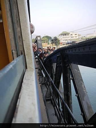 回桂河大橋了.JPG