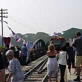 遊園小火車回來了.JPG