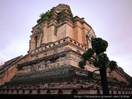 Wat Chedi Luang 柴迪隆寺7.JPG