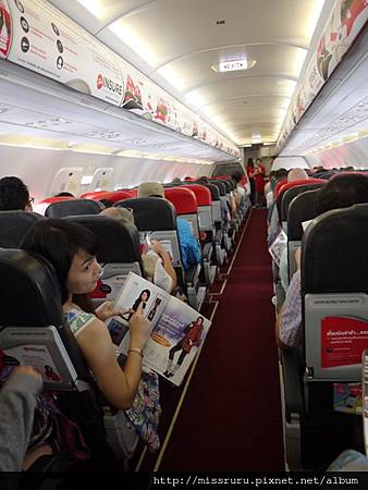 飛機內.JPG