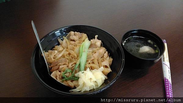 壽喜豬肉蓋飯NTD80.jpg