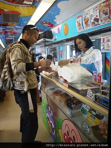 麵包超人小火車-餐車.JPG