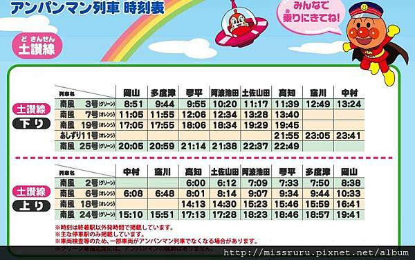 麵包超人列車時刻表.jpg