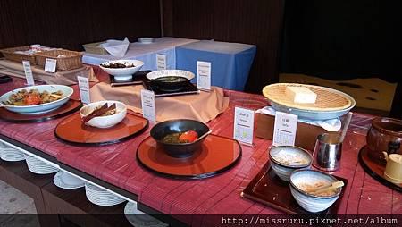早餐-和風配菜.JPG