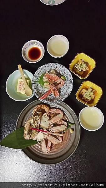 毛蟹、生蟹腳、螃蟹豆腐.JPG