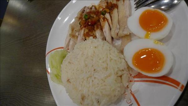 海南雞飯好好吃!