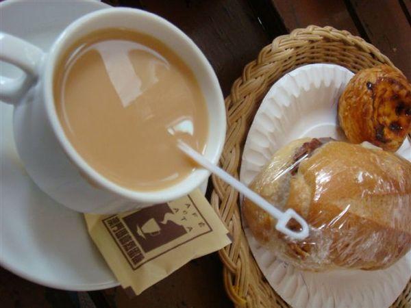 第二天早餐