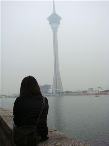 遙望旅遊塔