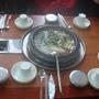 lunch-什錦香菇肉片火鍋