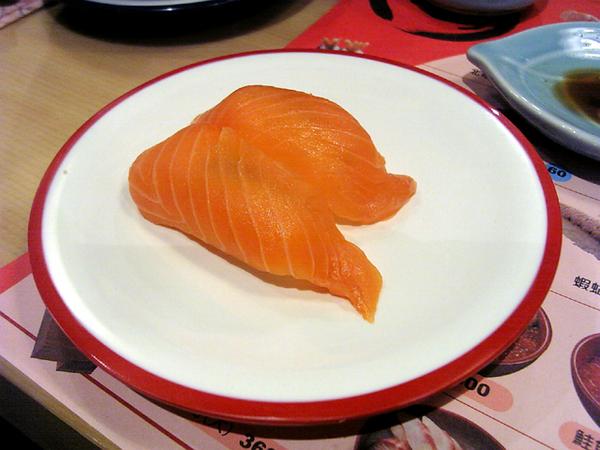 我最愛的鮭魚