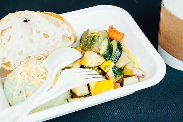 漫高三明治 Mount Kao Sandwich Shop_沖繩野餐日限定豆泥苦瓜沙拉
