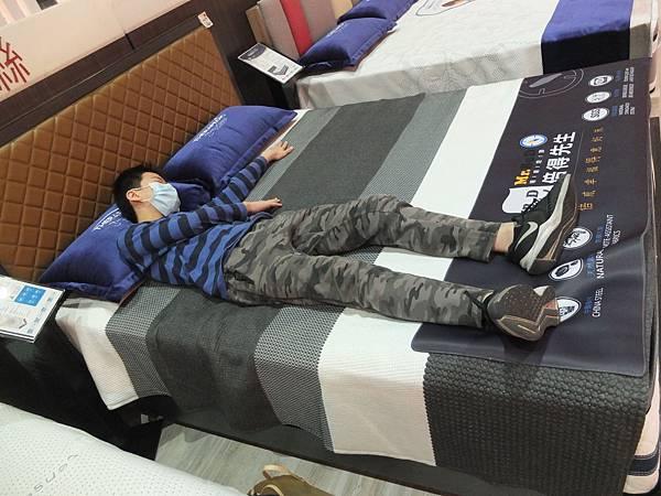 帶孩子來遠雄親自挑選好睡床墊